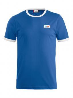 T-Shirt zweifärbig