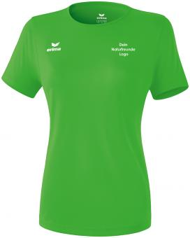 ERIMA Damen FUNKTIONS TEAMSPORT T-Shirt