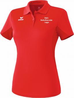 ERIMA Damen FUNKTIONS Poloshirt